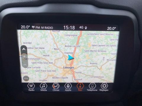 JEEP Renegade 1.3 GSE T4 190ch 4xe 80th anniversary AT6