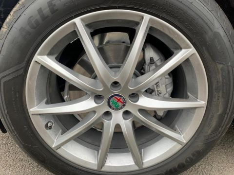 ALFA ROMEO Stelvio 2.2 Diesel 190ch Ti Q4 AT8 MY20