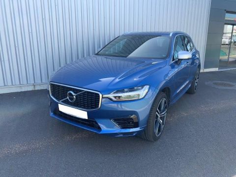 VOLVO XC60 T8 Twin Engine 320 + 87ch R-Design Geartronic