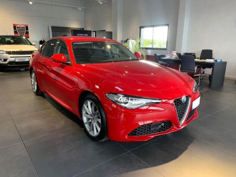 ALFA ROMEO Giulia 2.2 JTD 160ch Super AT8 MY21