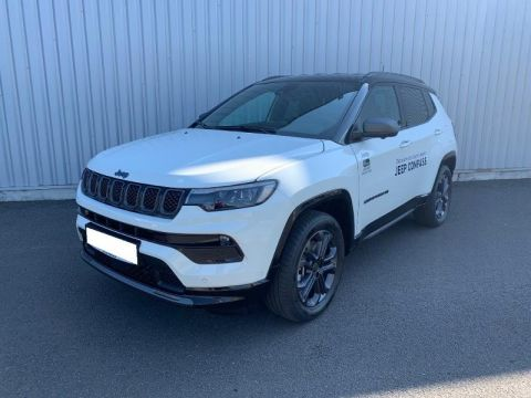 JEEP Compass 1.3 GSE T4 190ch 80Th anniversary 4xe PHEV AT6